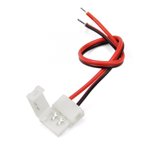 Clema+cablu conector banda LED 2835