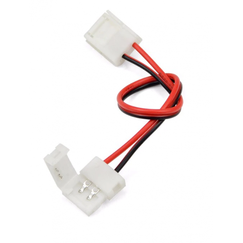 Clema+cablu+clema conector banda LED 2835