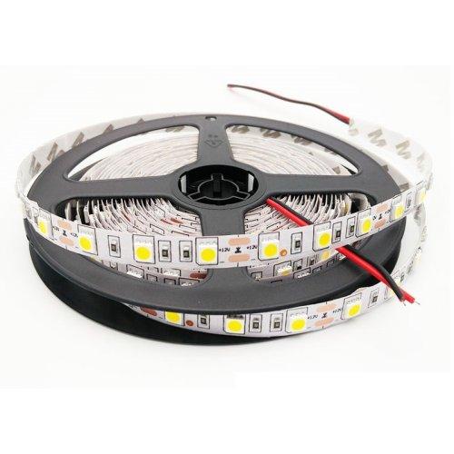 Banda LED 12V 14.4W/M 60LED/m, IP20 R5050 - rola 5m