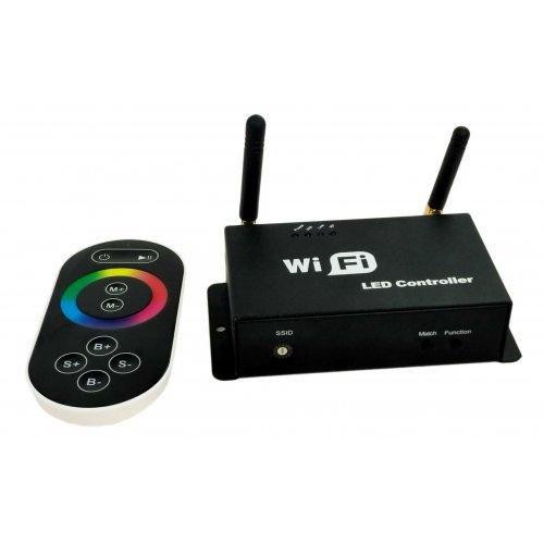 Controller Banda LED RGB WI-FI Wireless, 192W + Telecomanda