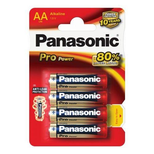 Baterie alcalina Panasonic Pro Power R6 (tip AA)