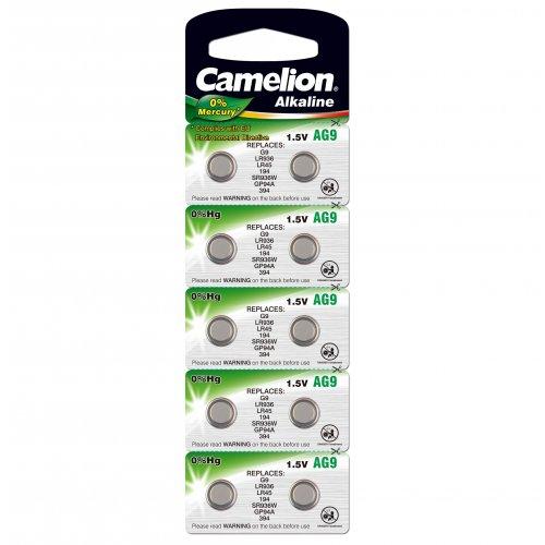 Baterii alcaline Camelion AG9 - blister de 10 buc