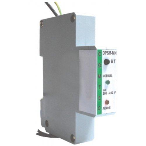 Dispozitiv monofazat de protectie la supratensiune cu monitorizarea nulului DPSM MN - PF0019 09511