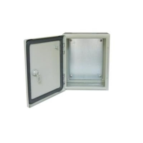 Dulap metalic + contrapanou 600x600x250 mm