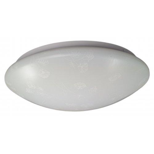 Plafoniera LED 18W=120W,Flower  fi300  6500K, lumina rece