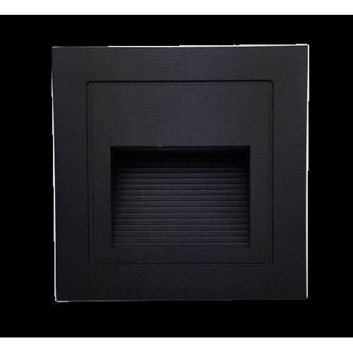 Spot Perete Scara, 2W=18W, 6400K, lumina rece