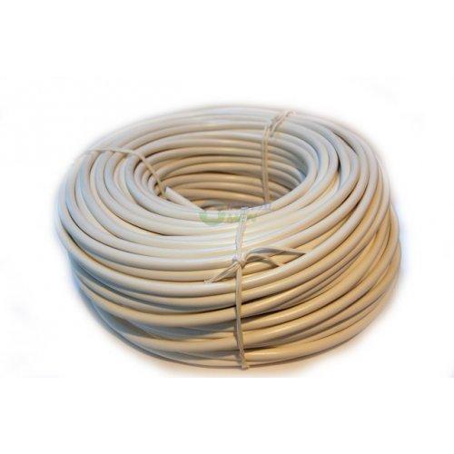 Cablu electric flexibil MYYM 2X0 75/H05VV-F - rola 100m