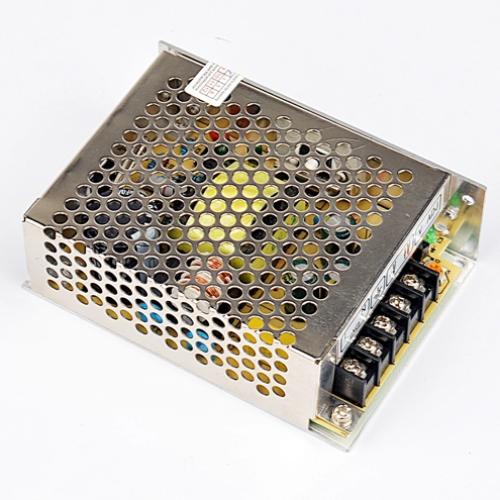 Alimentator LED / Driver A. IP20 / 220Vac - 12Vdc / 5A / 60W