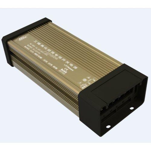 Alimentator LED / Driver D. IP43 / 220Vac - 12Vdc / 16.7A / 200W