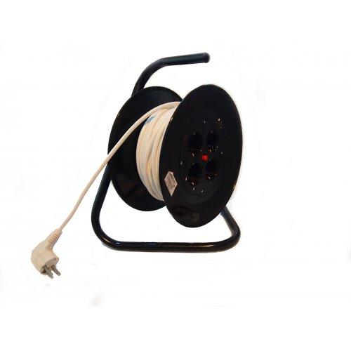 Derulator cablu electric 3x1.5mm - 20m