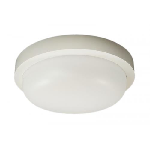 Aplica LED de exterior Rotunda  fi235, 18W=150W, 3000K, lumina calda, cu protectie IP65