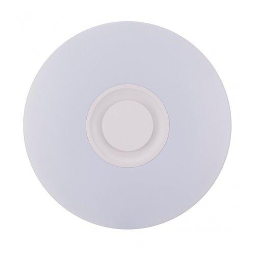 Plafoniera LED, Muzica si lumina RGB+lumina alba 6400k Ø400, 24W