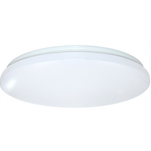 Plafoniera rotunda Slim  Ø255 mm, 12W=75W, 6500K, lumina rece