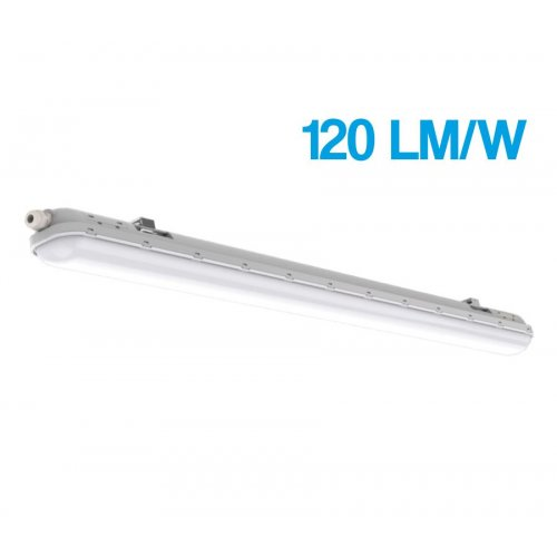 Corp LED 18W=36W, 6500K, 120LM/W, IP65, 600mm