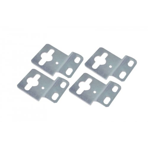 Kit Montare Cleme Metalice 4buc * 37x30x9.6mm