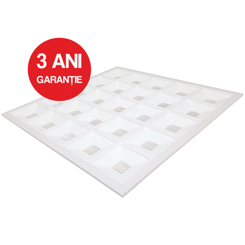 Panou Led 48W,595x595, lumina neutra