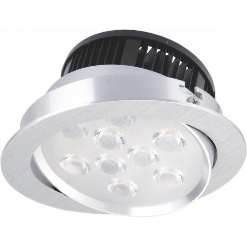 Spot Nled149D/12W/3000K 57Aluminiu Fi120