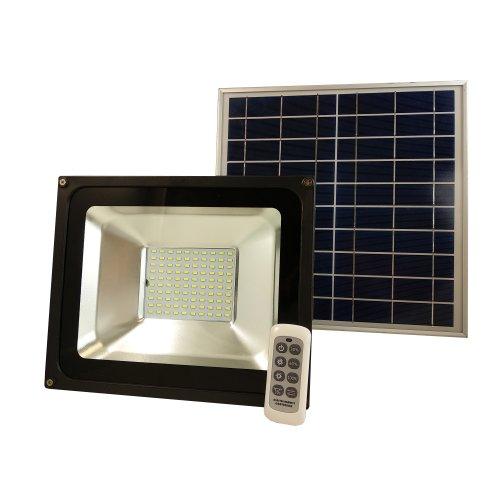 Kit Proiector Solar 50W 7.4V 10.000mAh