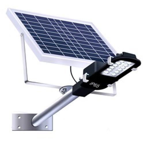 Corp Stradal Cu Panou Solar, 15W