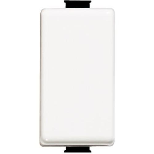 Buton cu revenire, alb  bticino AM5005  - 1 modul
