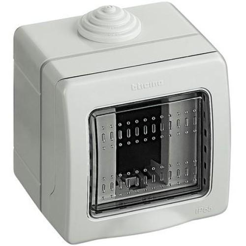 Doza 1 modul bticino 25501 - montaj aplicat