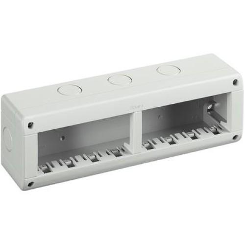 Doza 8 module bticino 25408 - montaj aplicat