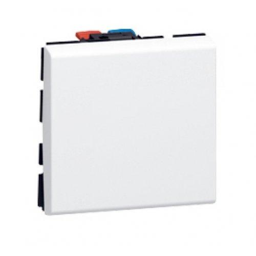 Intrerupator simplu 10A Legrand Mozaic 077010 - 1 modul