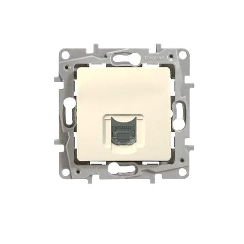 Priza UTP RJ45, alb Legrand Niloe 664873 - 1 modul