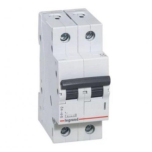 Disjunctor 2P/C/25A/4.5KA Legrand 605026