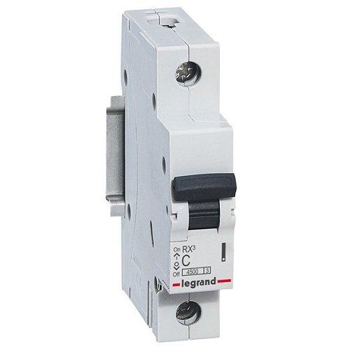Disjunctor 1P/C/25A/4.5KA  LEGRAND 605006-419666