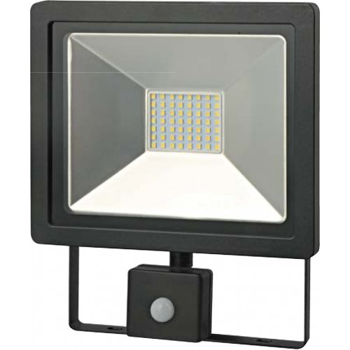 Proiector Led Micro Smd cu Senzor, 30W=150W, 2400Lm, 6400K, lumina rece