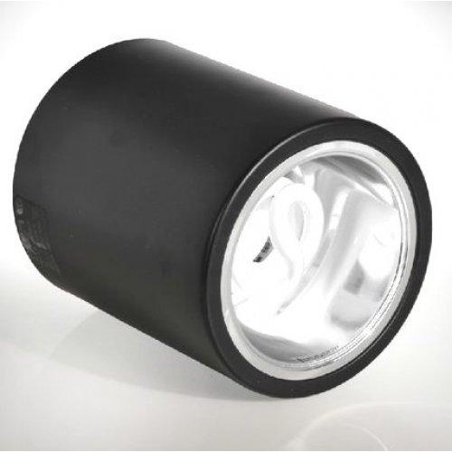 Spot Ndlm916 1*E27 04, Black, FI196