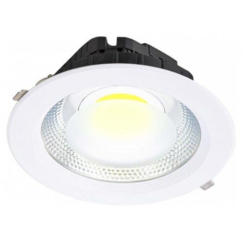 Spot Nled9008/25W/6500K 66, White, Fi95