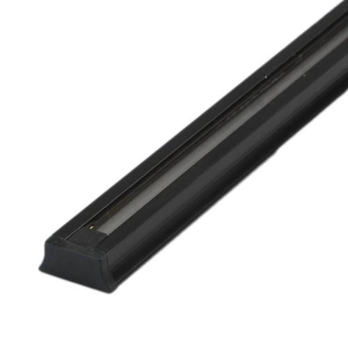 Sina 1M, culisabila, pentru spoturi LED, neagra