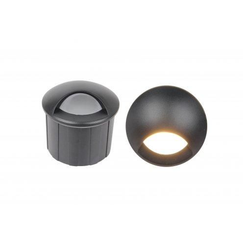 Spot LED Perete Scara, 3W, 3000K, lumina calda