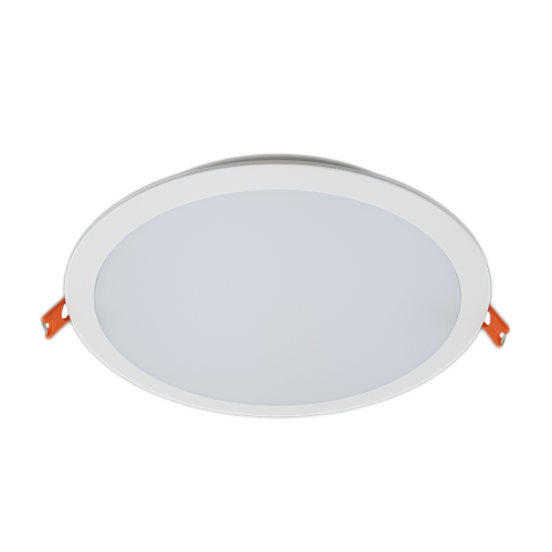 Spot Led Slim incastrat Ø225, 30W=200W, 3000K, lumina calda