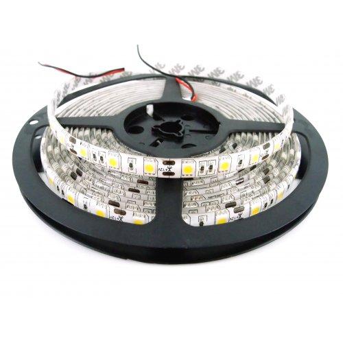 Banda LED 12V 14.4W/M 60LED/m, IP65, R5050  - rola 5m
