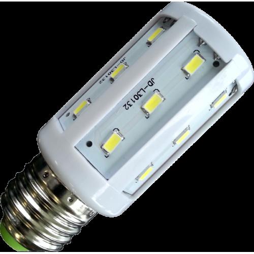 Bec Led E27, model Corn 360, 5W, 12V, lumina rece