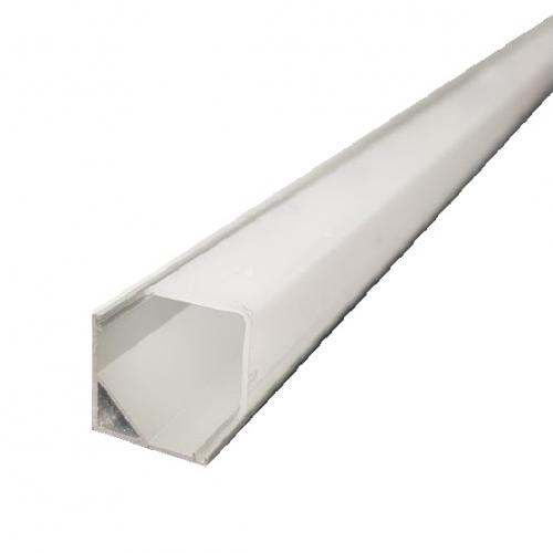 Profil pentru banda LED , 1m COLT 90gr 16X16/12mm XA-075