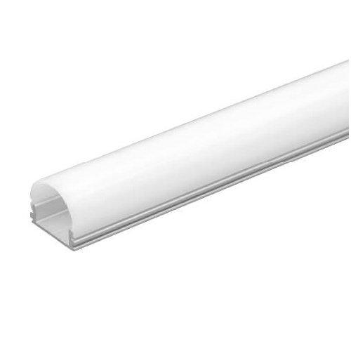 Profil pentru banda LED , 1m CONVEX 14.9x8.7/12.3mm TBL-37