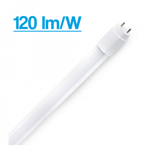 Tub LED 18W=36W, model T8, 4000K, lumina neutra, 2160lm